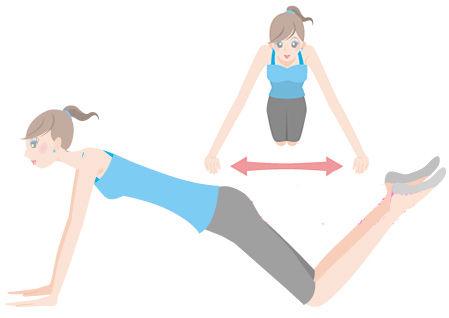 丰胸运动step1