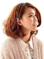 12款秋冬实用发型 秀出女人味