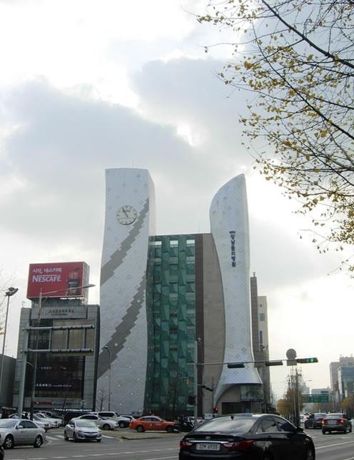 江南区街景