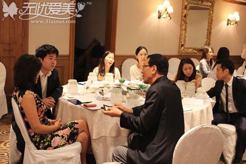 第二届中韩医疗观光推介会圆满落幕