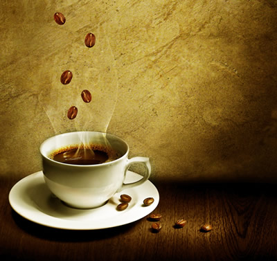 咖啡染发法