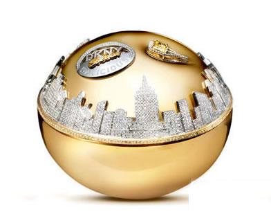 天价彩妆品_DKNY的璀璨金苹果淡香