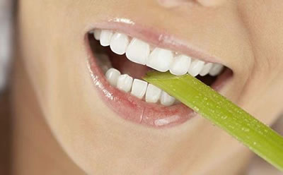 冷光美白牙齿