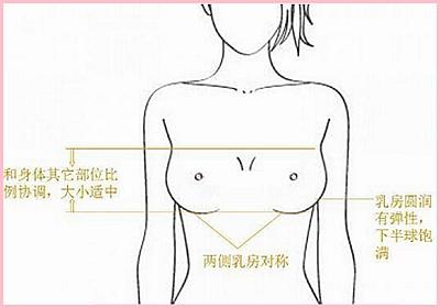 假体植入+脂肪注射=诱人乳沟 搞定美美事业线