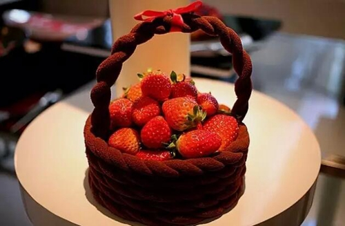 W首尔华克山庄草莓自助