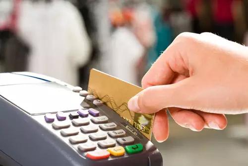 pos机刷卡