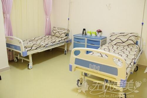 广州艺美整形医院恢复病房