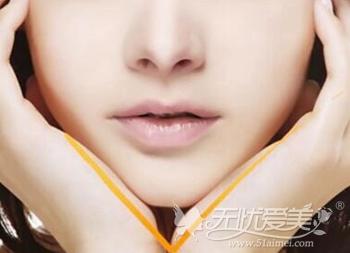 网红小V脸