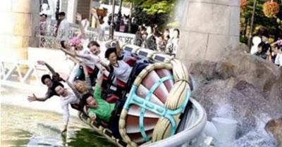 韩国主题乐园乐天世界