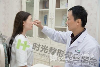 夏天在重庆时光整形美容医院设计手术方案