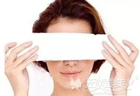 双眼皮手术后护理非常重要