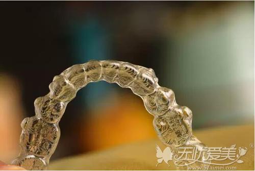 隐适美隐形牙齿矫正