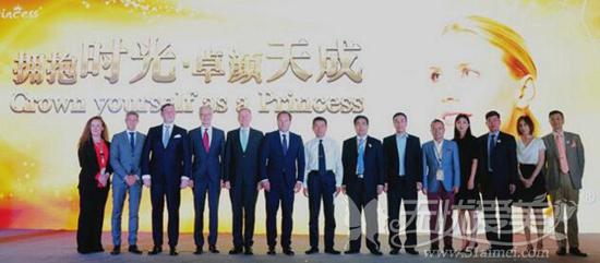 奥地利公主玻尿酸Princess进驻中国