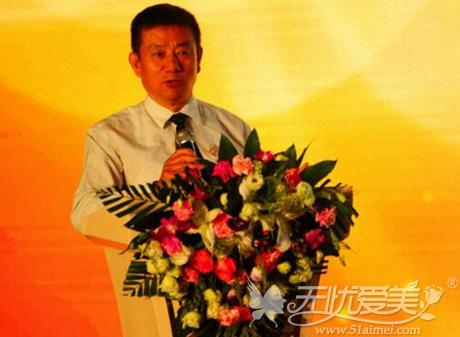 中国美容整形协会会长张斌
