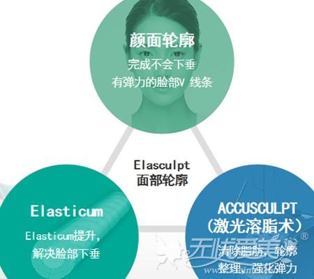 """韩国""""Elasculpt面部轮廓""""手术"""