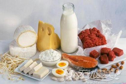 脂肪类食物