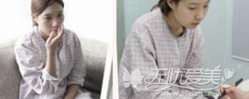 在韩国TL整形医院做假体隆胸手术前面诊