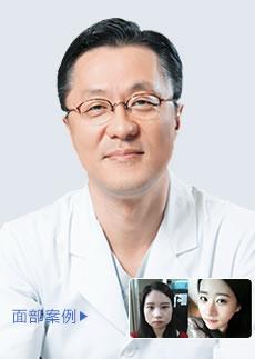我找韩国ID朴相薰做Vline下颌角的效果