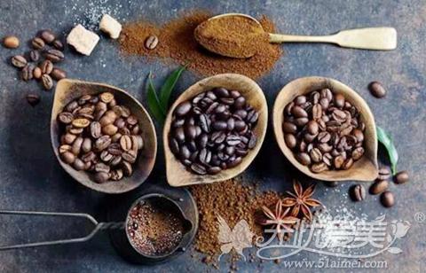 喝咖啡容易长斑