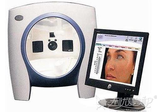 皮肤检测仪器visia