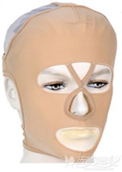 下颌角术后面罩图