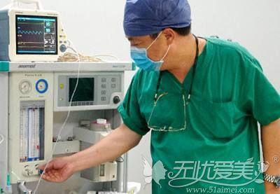 麻醉是在隆鼻手术中有很重要的作用