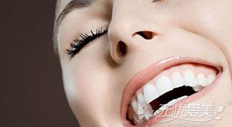 整齐的牙齿