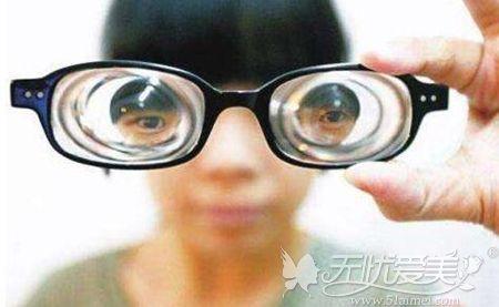 高度近视做双眼皮