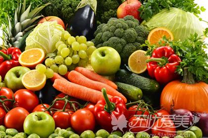 假体隆胸术后消肿建议多吃新鲜水果蔬菜