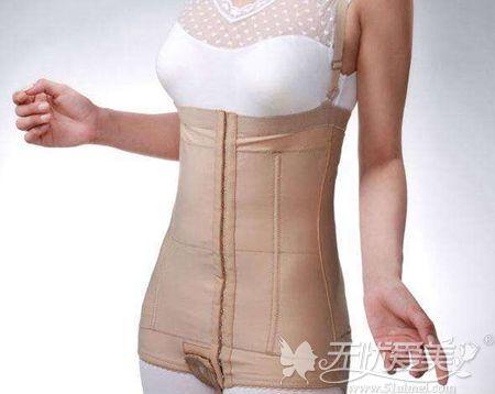 腰腹部吸脂术后塑身衣穿多久