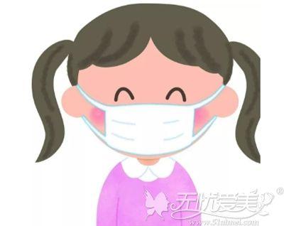 疫情戴口罩皮肤不好