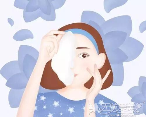 超皮秒治疗后记得给皮肤补水