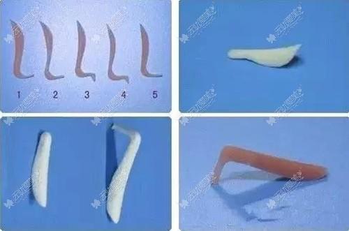 垫鼻梁用什么硅胶假体